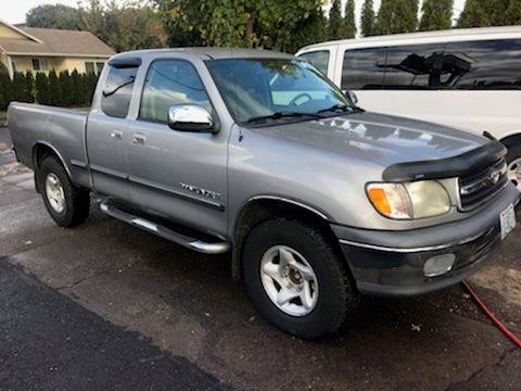 2002 Toyota Tundra for sale in Portland, OR