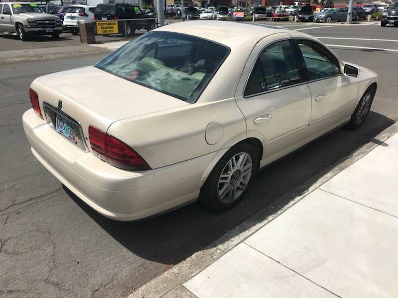 2001 Lincoln LS 4dr Sedan V8 - Portland OR