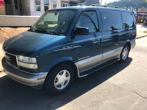 2002 GMC Safari for sale in Portland, OR