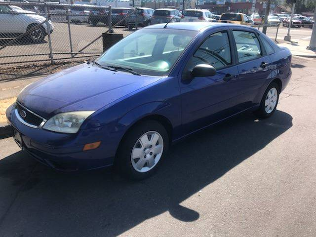 2006 Ford Focus for sale at Chuck Wise Motors in Portland OR