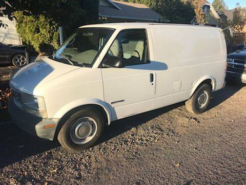 1998 GMC Safari Cargo for sale in Portland, OR