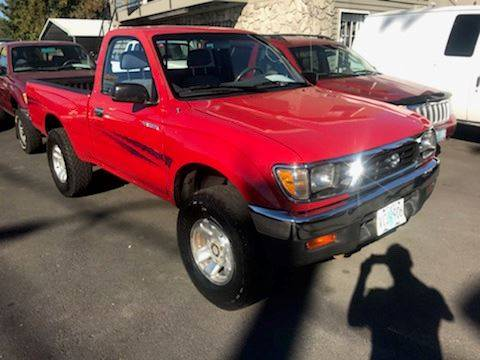 1995 Toyota Tacoma For Sale In Portland, OR