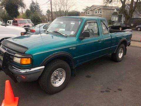 1993 Ford Ranger for sale in Portland, OR