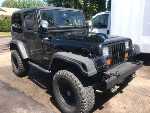 1992 Jeep Wrangler for sale in Portland, OR
