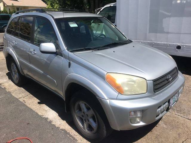 2003 Toyota Rav4 AWD 4dr SUV In Portland OR - Chuck Wise Motors