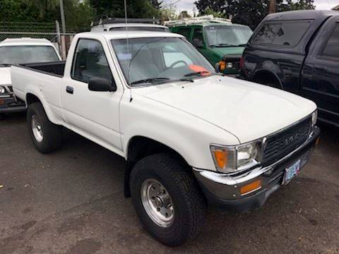 1991 Toyota Pickup for sale in Portland, OR