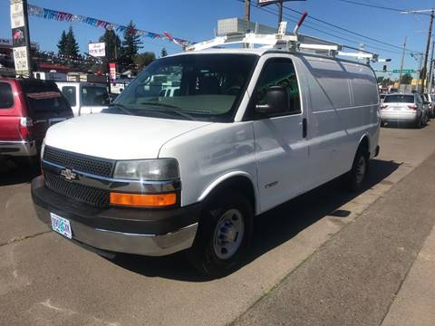 2006 Chevrolet Express Cargo for sale in Portland, OR