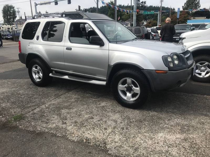 2004 nissan xterra xe 4wd 4dr suv v6 in portland or chuck wise motors 2004 nissan xterra xe 4wd 4dr suv v6 in