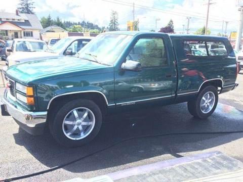 1997 GMC Sierra 1500 for sale in Portland, OR