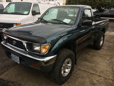 toyota trucks 4x4 for sale. 1995 toyota tacoma for sale in portland or trucks 4x4