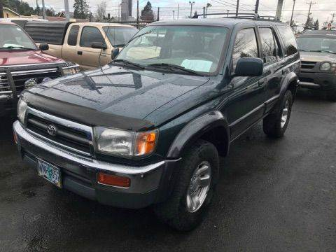 1998 Toyota 4Runner for sale in Portland, OR