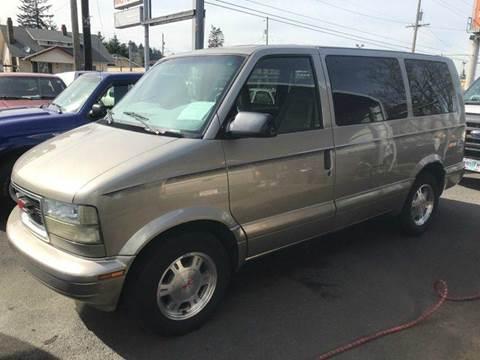 2003 GMC Safari for sale in Portland, OR