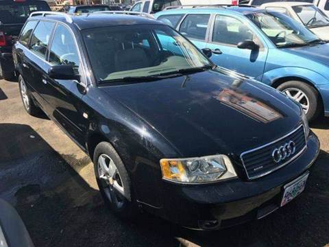 2003 Audi A6 for sale in Portland, OR