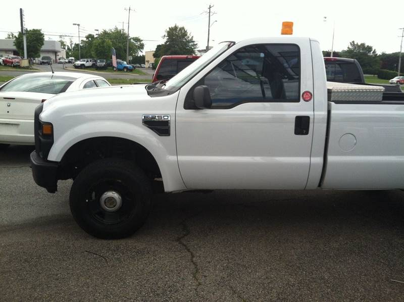 2008 Ford F-250 Super Duty for sale at ANGELO'S AUTO SALES in New Castle DE