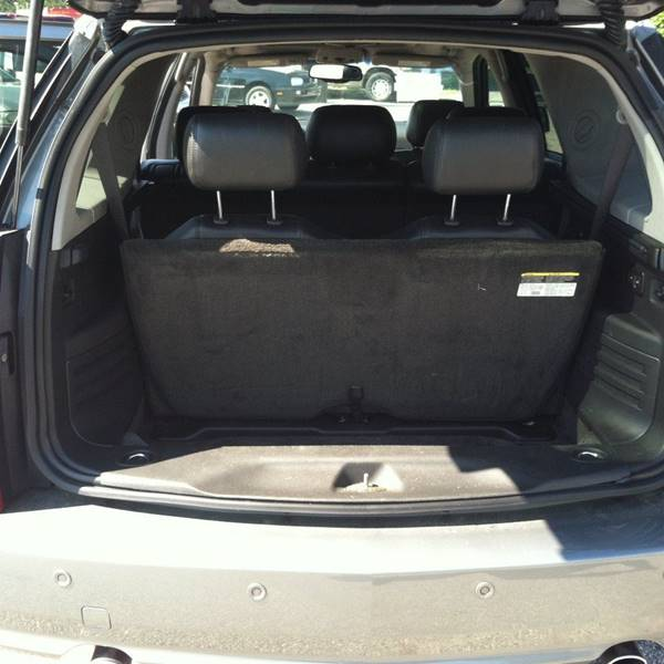 2005 Cadillac SRX for sale at ANGELO'S AUTO SALES in New Castle DE