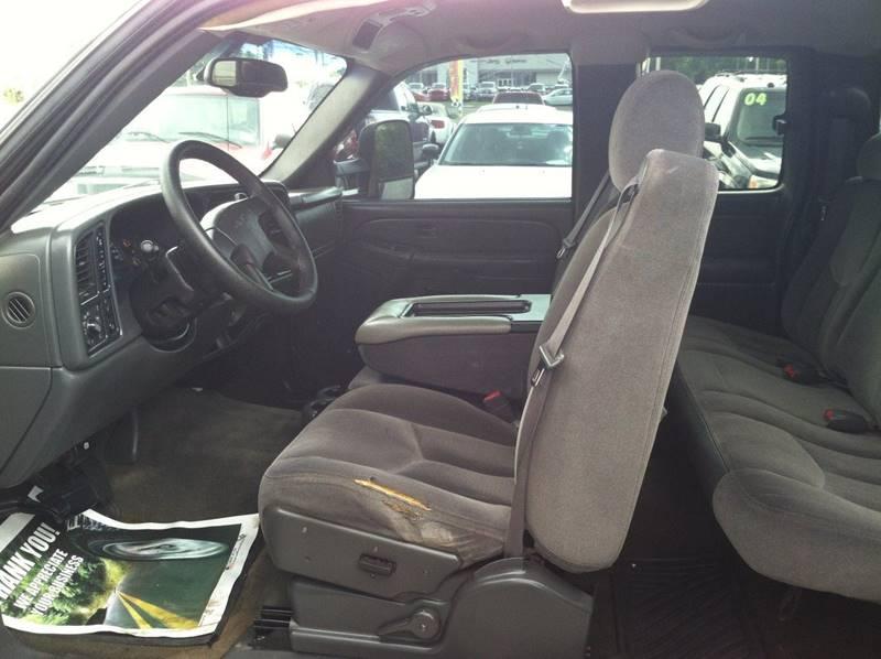 2004 GMC Sierra 1500 for sale at ANGELO'S AUTO SALES in New Castle DE