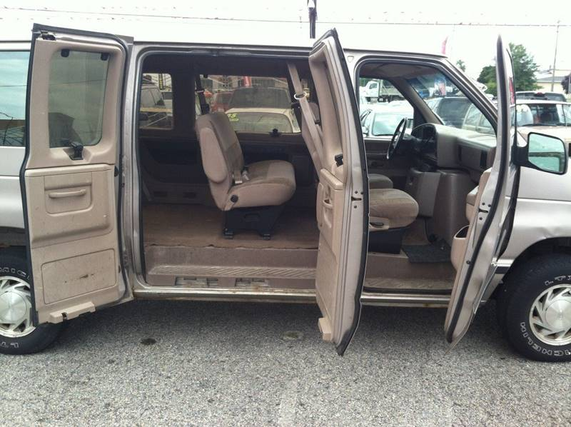 1995 Ford E-150 for sale at ANGELO'S AUTO SALES in New Castle DE