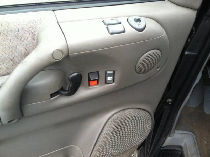 2002 Chevrolet Astro for sale at ANGELO'S AUTO SALES in New Castle DE