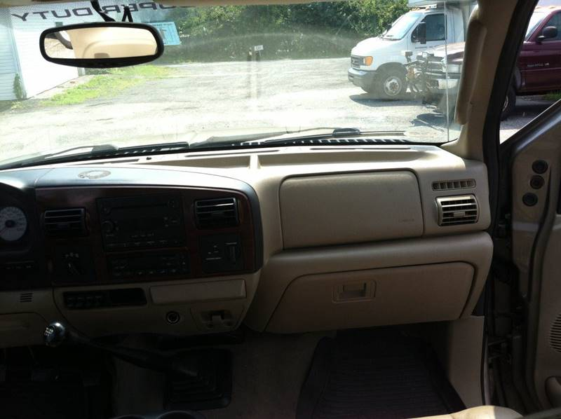 2005 Ford F-350 Super Duty for sale at ANGELO'S AUTO SALES in New Castle DE
