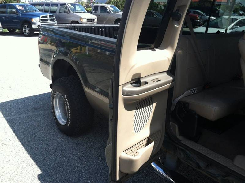 2003 Ford F-250 Super Duty for sale at ANGELO'S AUTO SALES in New Castle DE