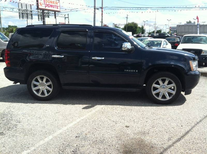 2009 Chevrolet Tahoe for sale at ANGELO'S AUTO SALES in New Castle DE