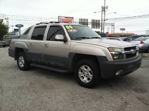 2004 Chevrolet Avalanche for sale at ANGELO'S AUTO SALES in New Castle DE