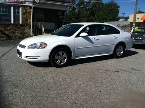 2014 Chevrolet Impala Limited for sale in New Castle, DE