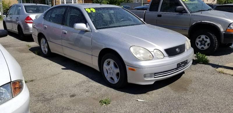 Angelos Auto Sales >> 1999 Lexus Gs 300 In New Castle De Angelo S Auto Sales