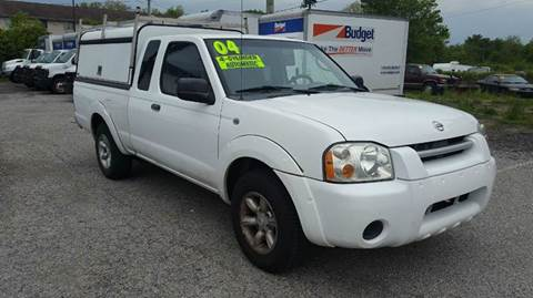 2004 Nissan Frontier for sale at ANGELO'S AUTO SALES in New Castle DE