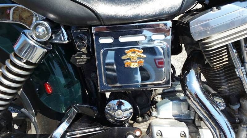 1996 Harley-Davidson Dyna for sale at ANGELO'S AUTO SALES in New Castle DE