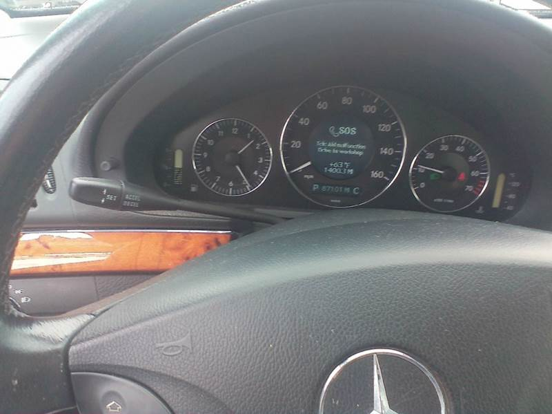 2006 Mercedes-Benz E-Class for sale at ANGELO'S AUTO SALES in New Castle DE