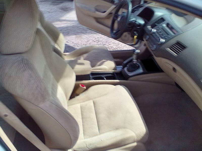 2008 Honda Civic for sale at ANGELO'S AUTO SALES in New Castle DE