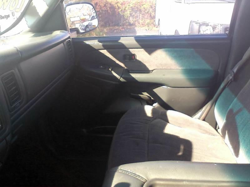 2002 Chevrolet Silverado 1500 for sale at ANGELO'S AUTO SALES in New Castle DE