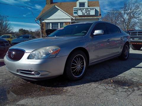 2007 Buick Lucerne for sale at ANGELO'S AUTO SALES in New Castle DE