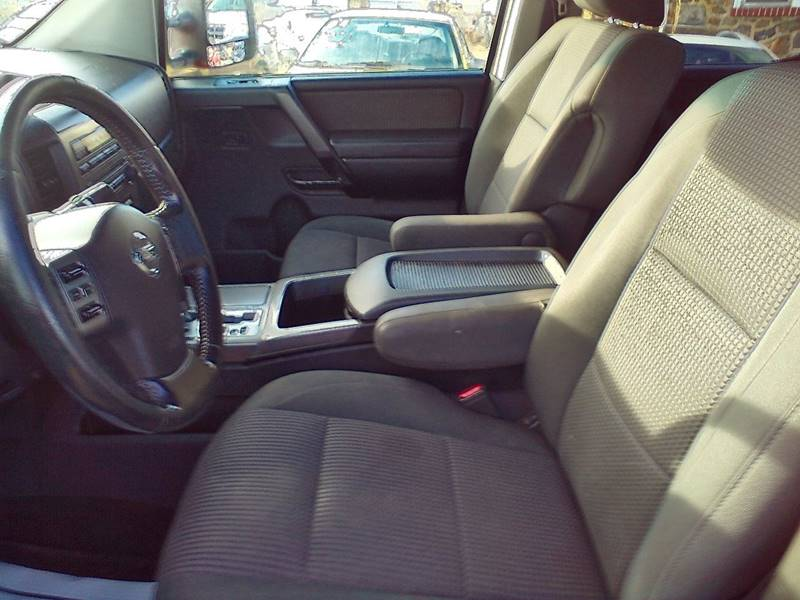 2008 Nissan Titan for sale at ANGELO'S AUTO SALES in New Castle DE