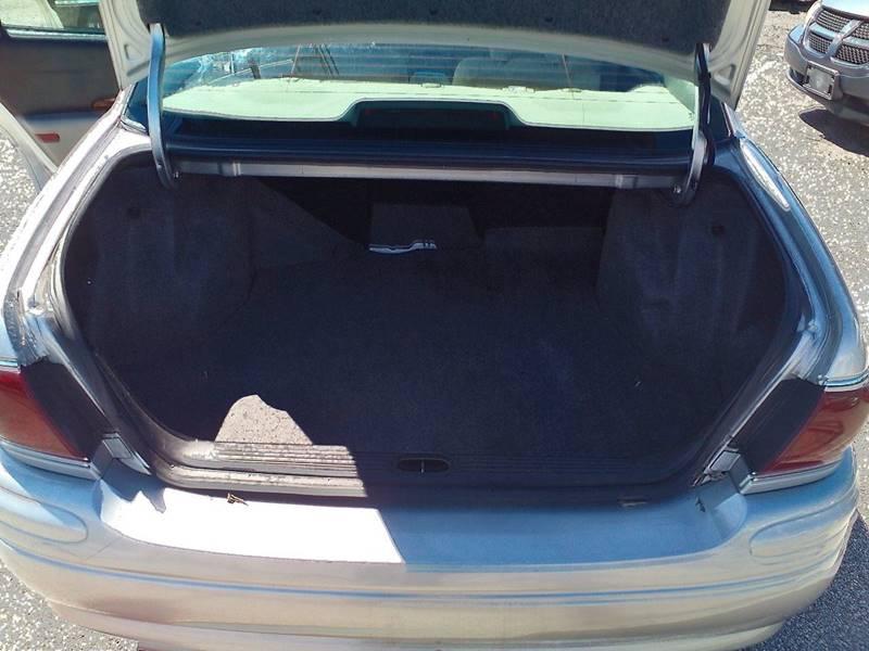 2005 Buick LeSabre for sale at ANGELO'S AUTO SALES in New Castle DE