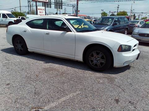 2008 Dodge Charger for sale at ANGELO'S AUTO SALES in New Castle DE