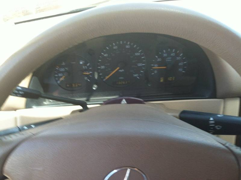 2000 Mercedes-Benz M-Class for sale at ANGELO'S AUTO SALES in New Castle DE