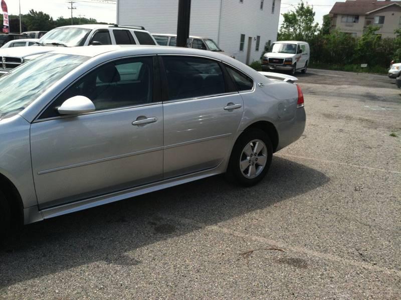 2009 Chevrolet Impala for sale at ANGELO'S AUTO SALES in New Castle DE
