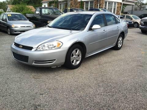 2009 Chevrolet Impala for sale in New Castle, DE