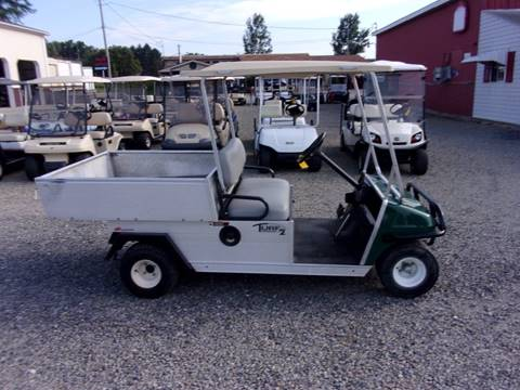 2008 Club Car Carryall
