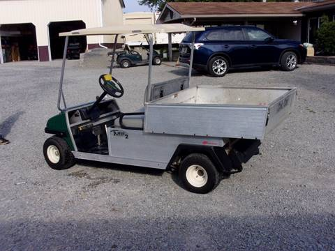 2007 Club Car Carryall Turf 2