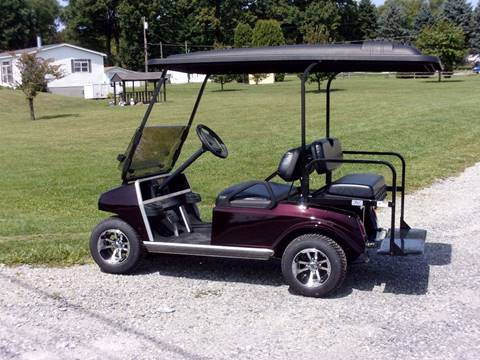 2009 Club Car DS