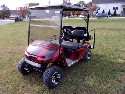 "2012 EZ GO 4 Passenger Golf Cart TXT, ""GAS"" for sale in Acme, PA"