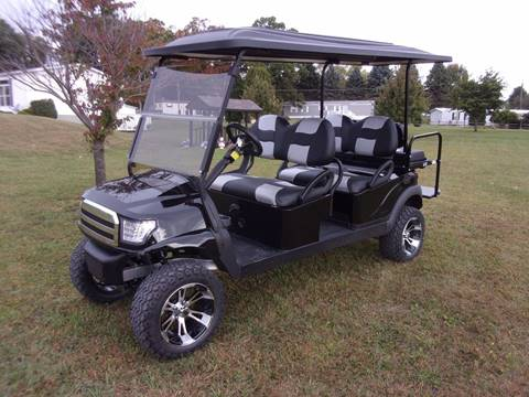 "2008 Club Car 6 Passenger Limo ""GAS"" Precedent for sale in Acme, PA"