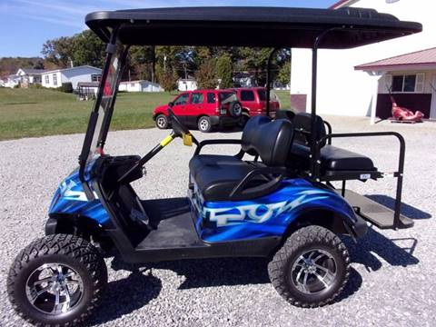 2011 Yamaha Lifted Golf Cart G29, GAS for sale in Acme, PA