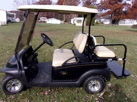 2014 Club Car Precedent for sale at Area 31 Golf Carts - Electric 4 Passenger in Acme PA