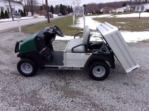 2014 Club Car 300 Carryall for sale at Area 31 Golf Carts - Gas Utility Carts in Acme PA