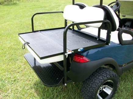 Golf Cart Upgrades That Will Make Your Friends Jealous - Golf Cart Proper Storage Of Tools On Golf Cart on