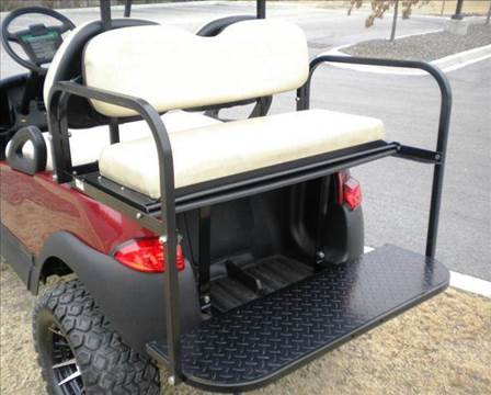 Club Car Precedent for sale at Area 31 Golf Carts - Rear Seats in Acme PA